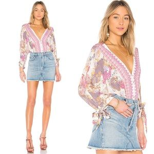Free People Catch Me If You Can Top NWT